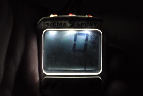 Fahrradcomputer Mit Beleuchtung | Elektrik Tachobeleuchtung Mit Led Und Batterie Technik