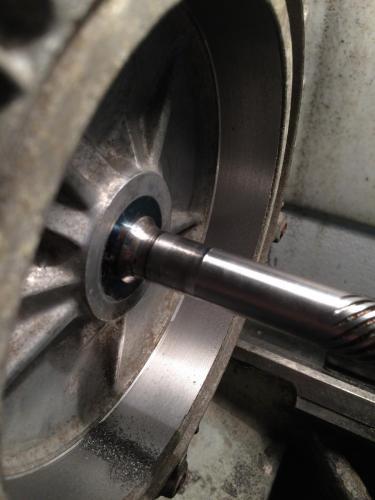 Atemberaubend Wie dreht man Bremstrommeln richtig aus? - Vespa Rally, Sprint #ZP_72