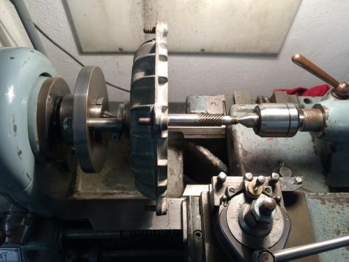 Berühmt Wie dreht man Bremstrommeln richtig aus? - Vespa Rally, Sprint @QY_34