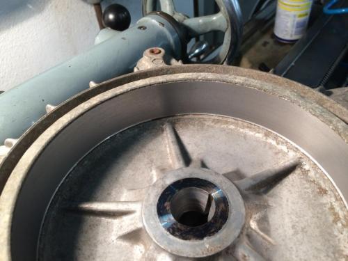 Berühmt Wie dreht man Bremstrommeln richtig aus? - Vespa Rally, Sprint @LR_17