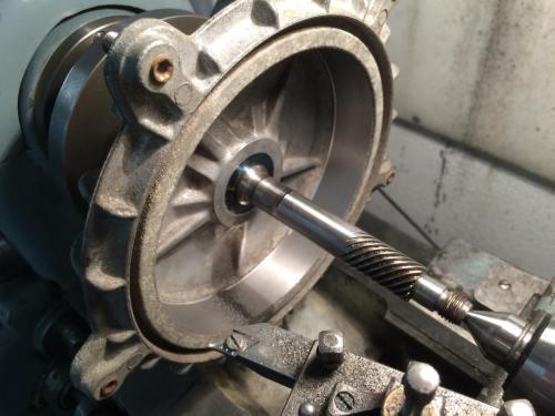 Lieblings Wie dreht man Bremstrommeln richtig aus? - Vespa Rally, Sprint @GK_99