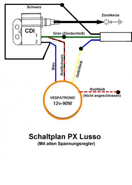 Erfreut Cdi Zündung Schaltplan Ideen - Die Besten Elektrischen ...