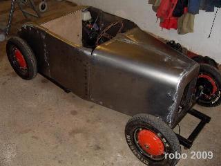 Hot Rod Mit Vespa Motor Galerie Exotenroller Und Anderes Gsf