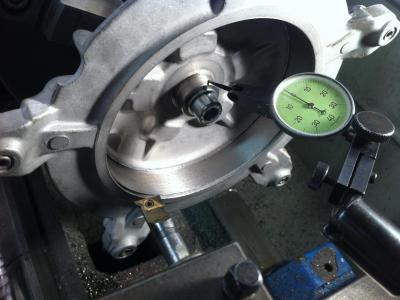 Etwas Neues genug Bremstrommeln selber ausdrehen - Technik allgemein - GSF - Das &SR_21