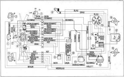 Ersatzteile rahmen vespa cosa 235 in addition  likewise Motor minarelli  getriebe kickstarterwelle  anlasser 210 furthermore  on vespa cosa wiring diagram
