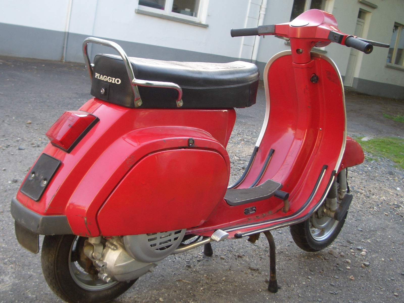vespa pk 50 ohne blinker seltenes model. Black Bedroom Furniture Sets. Home Design Ideas