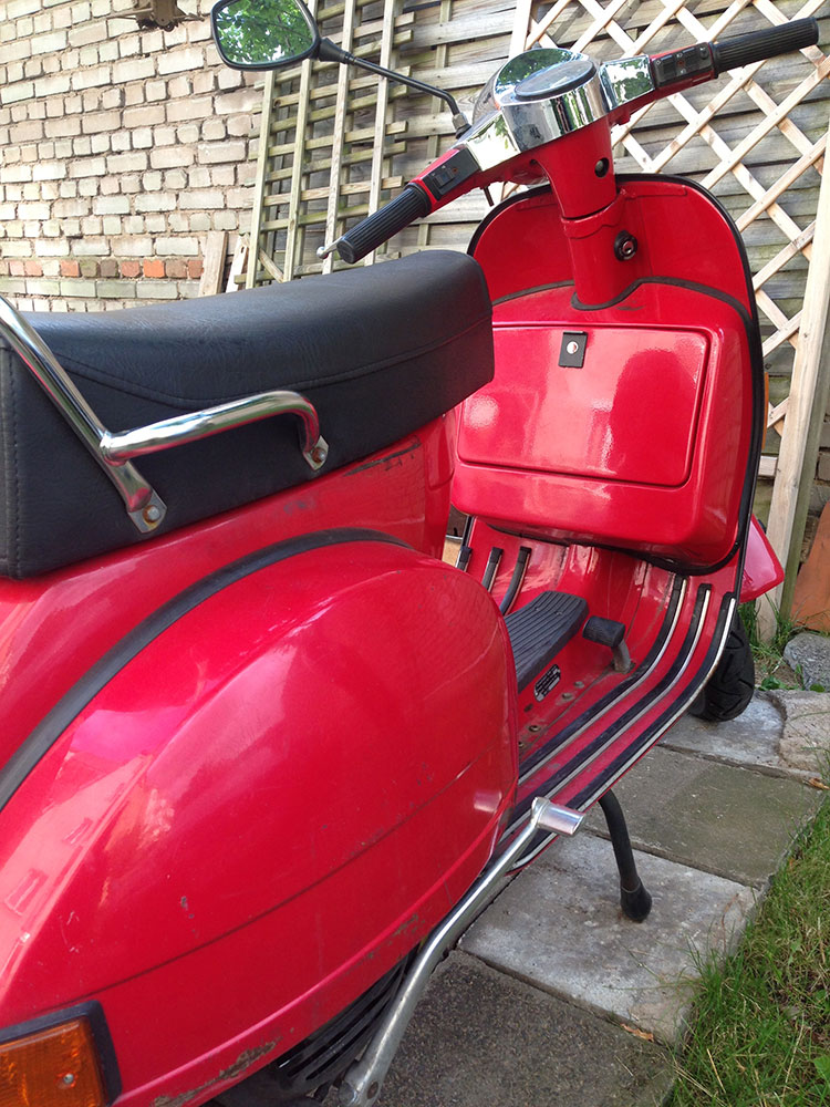 vespa px 80 mit 125er conversion zylinder in n rnberg verkaufe roller gsf das vespa. Black Bedroom Furniture Sets. Home Design Ideas