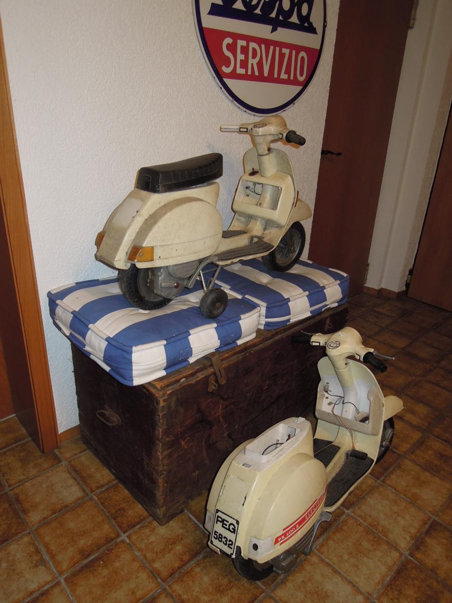 peg perego vespa scooter manual