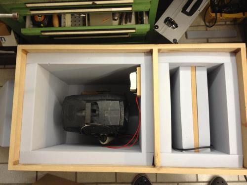 Berühmt Schallschutzbox für Kompressor - Technik allgemein - GSF - Das YH58