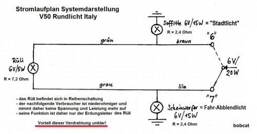 Nett Fahrlicht Schaltplan Bilder - Die Besten Elektrischen ...