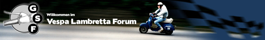GSF - Das Vespa Lambretta Forum