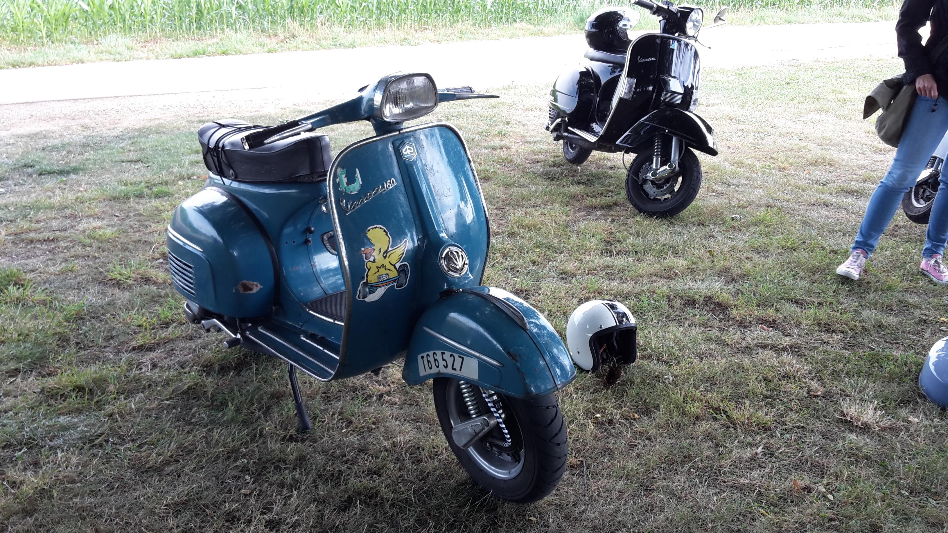 Suche Motovespa 160 Suche Roller Gsf Das Vespa