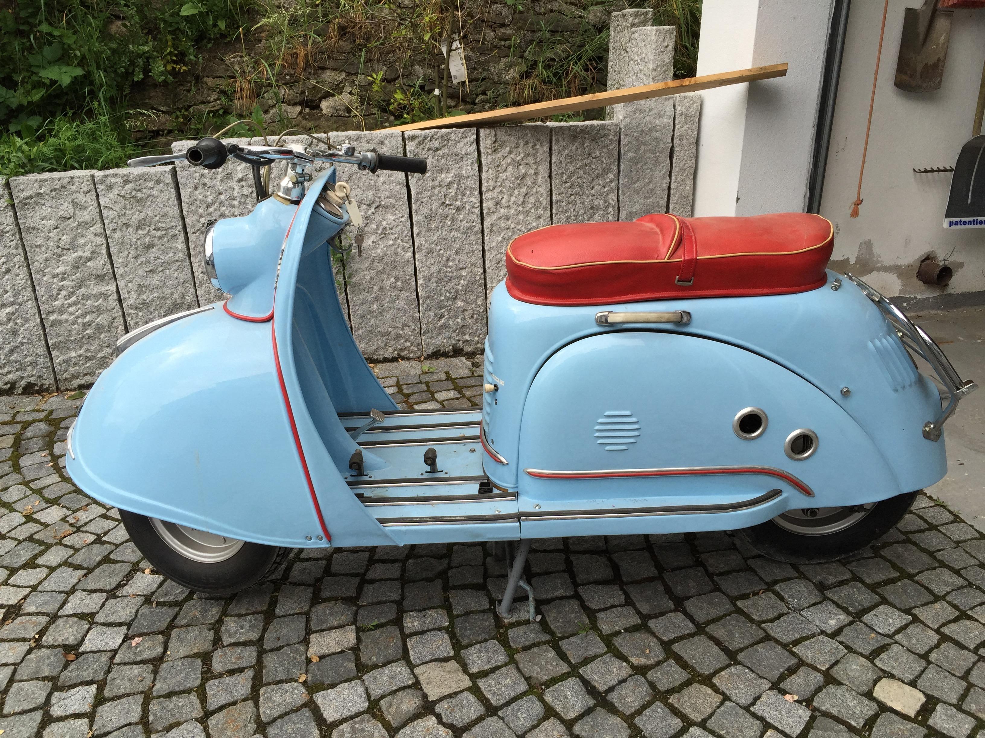 Goggo 200 . verkauft - Verkaufe Roller - GSF - Das Vespa