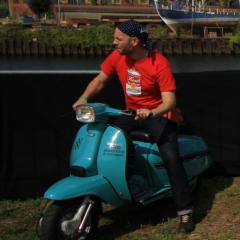 Scooterist