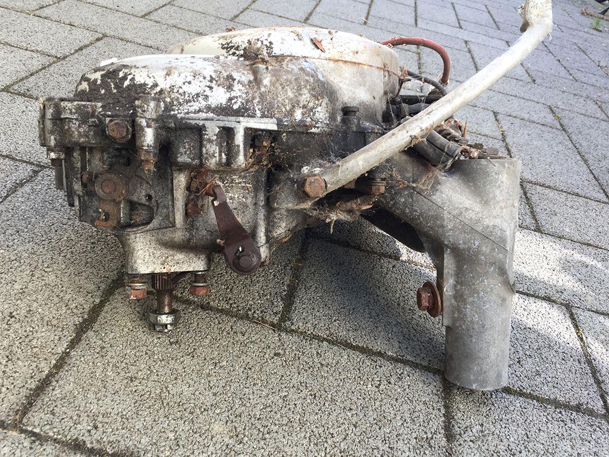 Verschiedene Sf Teile Motor Vergaser Zylinder