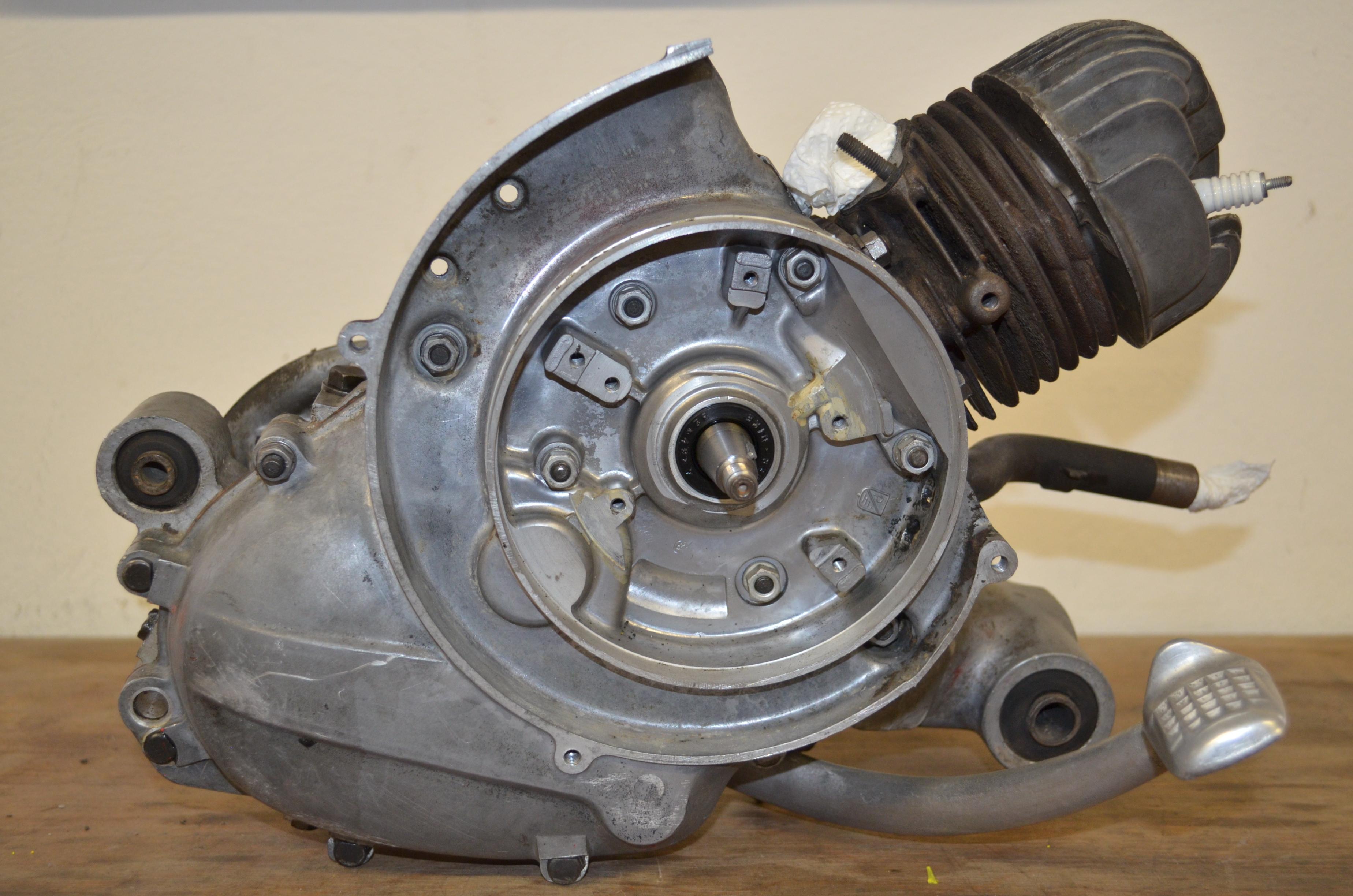 Motor Sf 1 Serie Verkaufe Vespa Teile Gsf Das Vespa