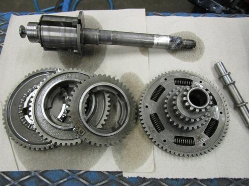 ACMA 125 Getriebe.JPG
