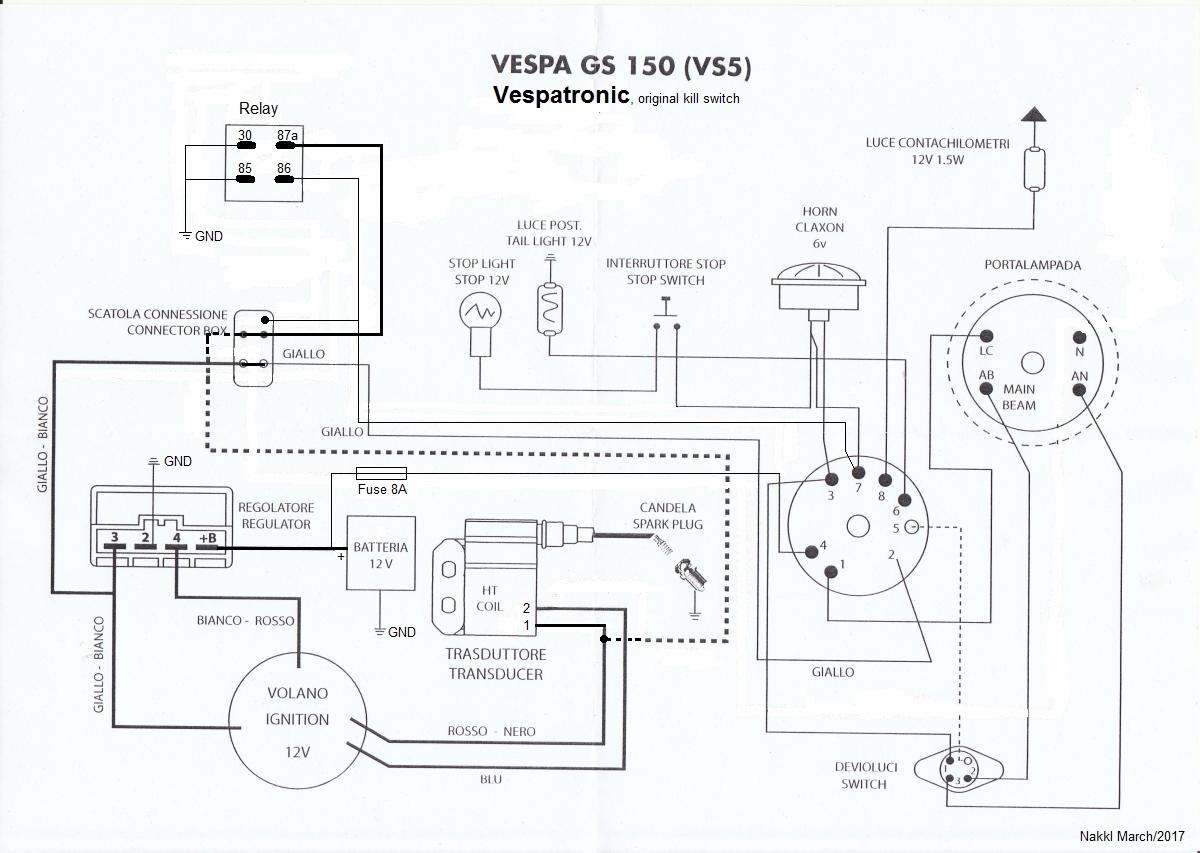 Vespatronic in gs 150 - Seite 2 - Vespa Rally, Sprint, VNA, VNB, VBB ...