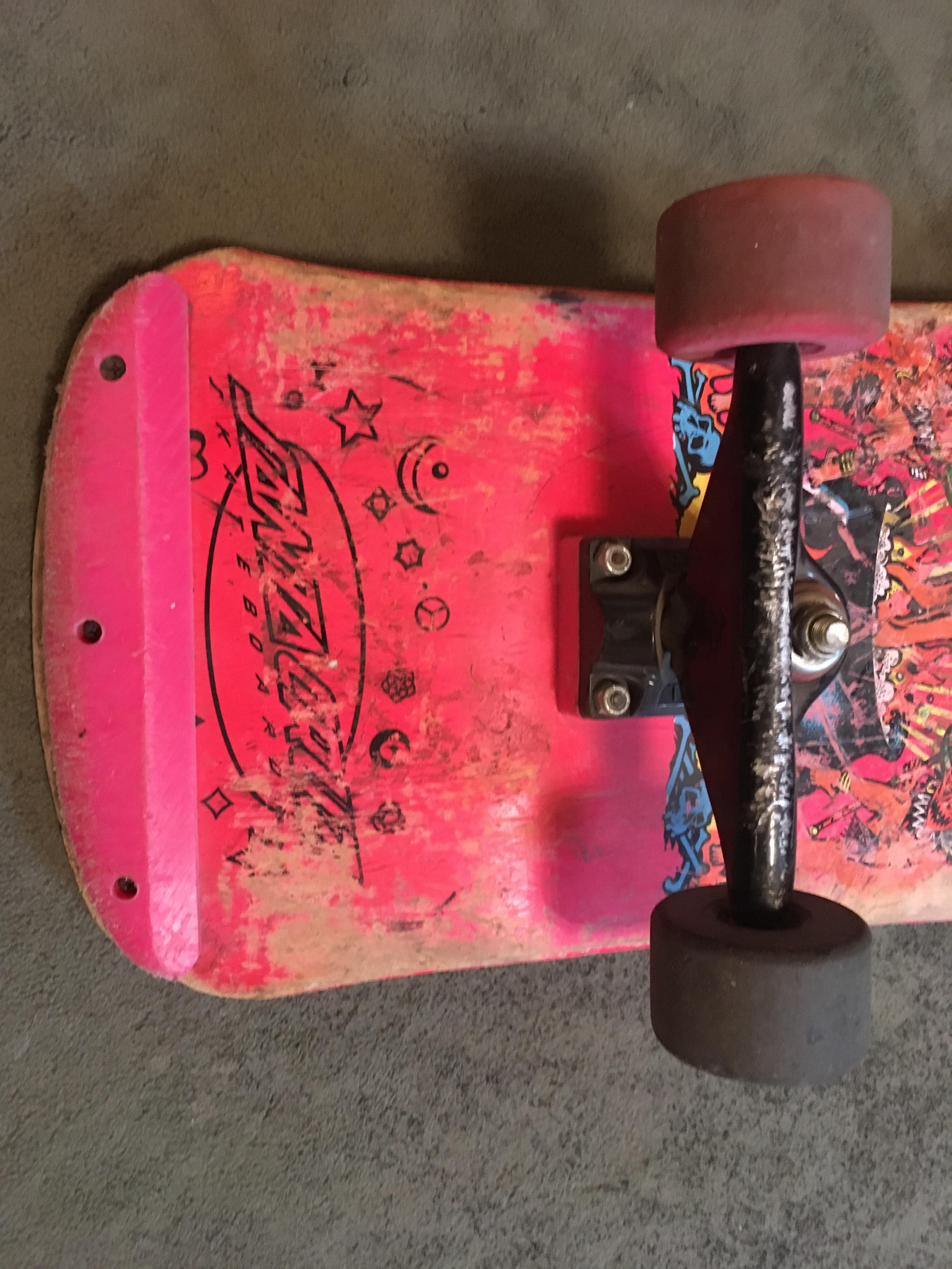 d0598037e3bb56 GAFwa  Altes Skateboard - gibt s dafür noch was  - Blabla - GSF ...