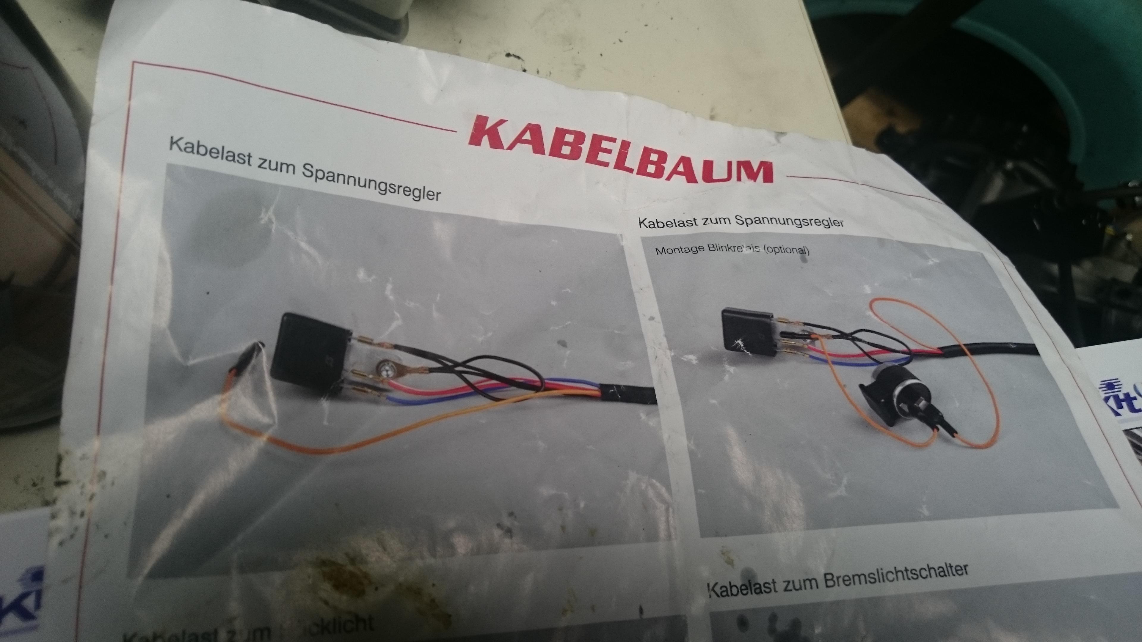 Tolle Kabelbaum Farbcodes Fotos - Elektrische Schaltplan-Ideen ...