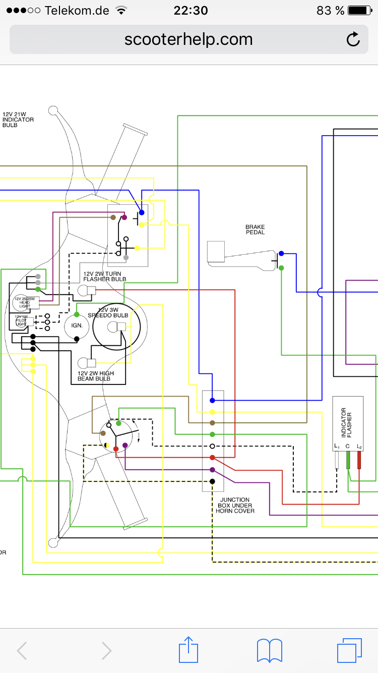 Charmant 8 Draht Cdi Box Diagramm Bilder - Der Schaltplan - greigo.com
