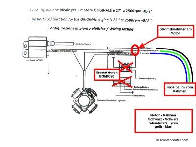 Vespa GS 150 mit Flytech/Conversionbaum - Vespa Rally, Sprint, VNA ...