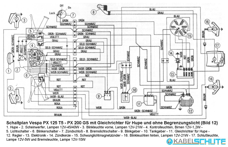 nur mal schnell  u0026 39 ne elektrikfrage      - seite 111 - vespa px  t5  cosa etc  - gsf