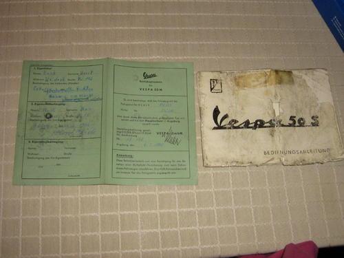 Vespa v50 Papiere 002.JPG