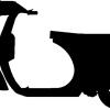 Moppedfahrer